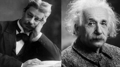 albert einstein georg brandes