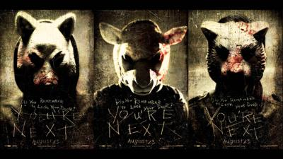 You're Next home invasion gyser gyserfilm