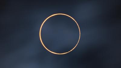 Astronomy Photography of the Year 2021 The Golden Ring fotokonkurrence astronomi