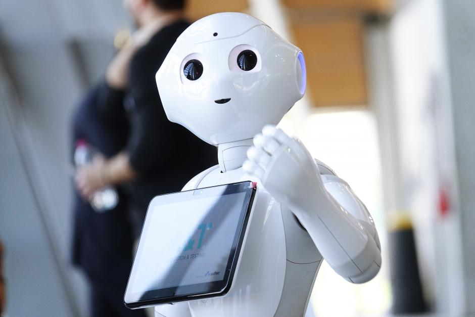 pepper robot kunstig intelligens