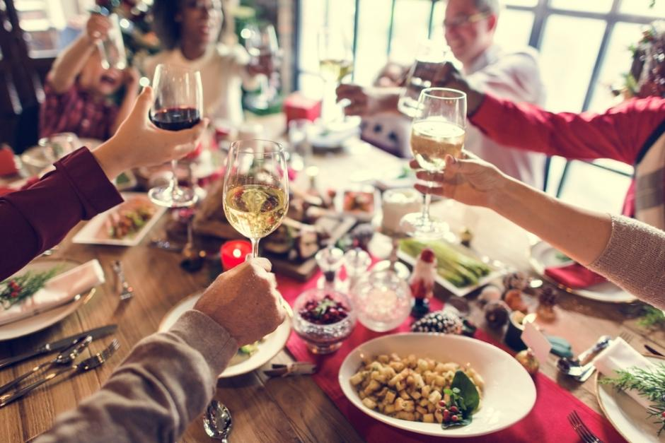 julefrokost lever alkohol fed mad
