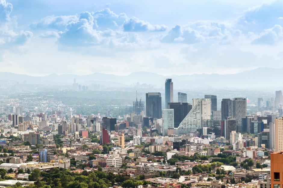 Mexico City By tredje natur
