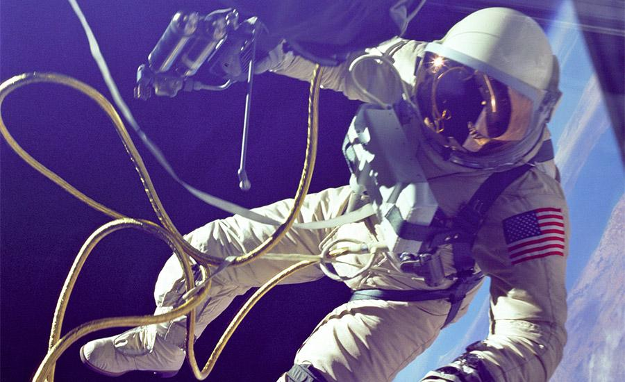 Ed White space walk NASA Gemini