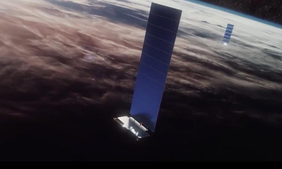 spacex starlink internet
