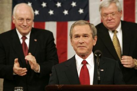 George Bush, State of the Union