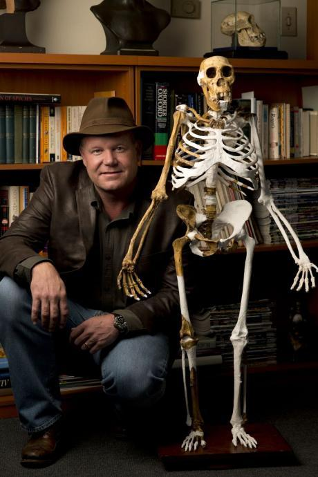 Lee Berger open access antrolopologi homo naledi interview evolution human homo sapiens