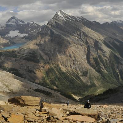 Burgess Shale, Canada. (Foto: Robert Gaines.)